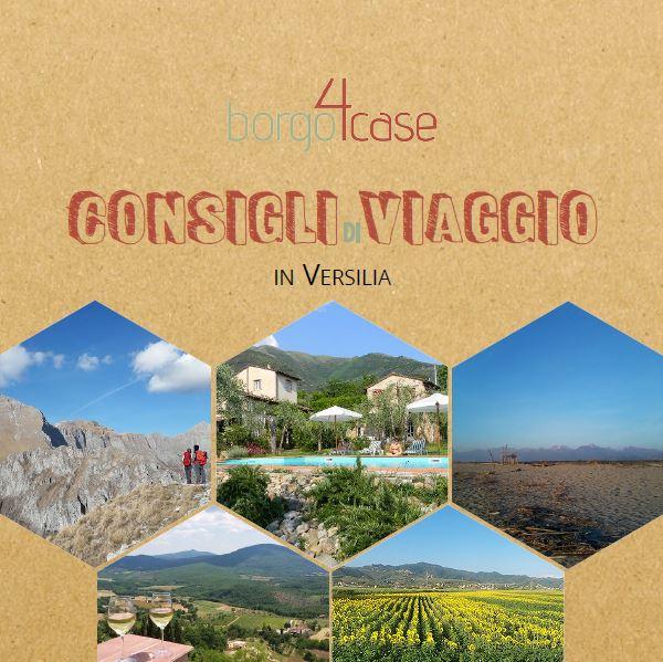 Newsletter - consigli di viaggio - borgo4case