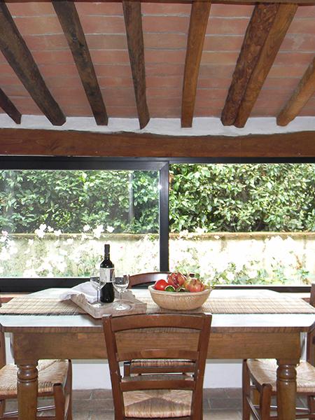 salle-manger-eco-B&B-Camaiore