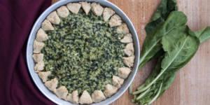 Pepper pie of Camaiore