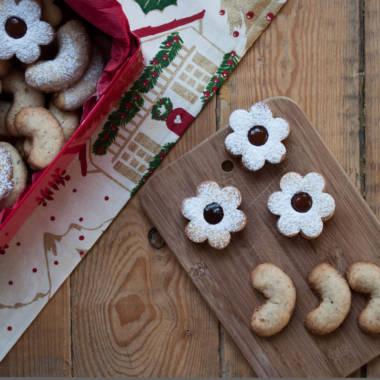 Biscotti natalizi di Borgo4case