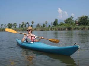 Day trip: Puccini Lake in Massaciuccoli by Kayak