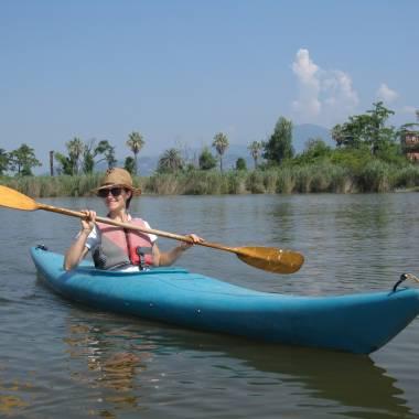 Day trip: Puccini Lake in Massaciuccoli by Kayak