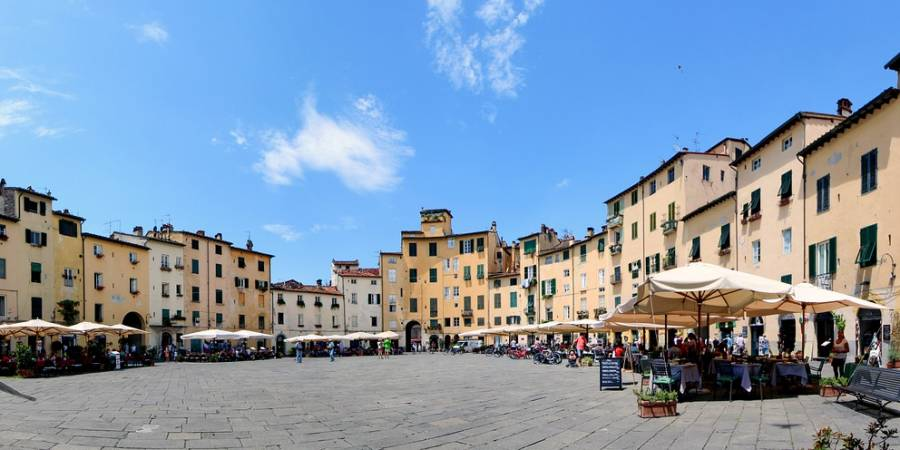 Promozione autunnale per Lucca COMICS