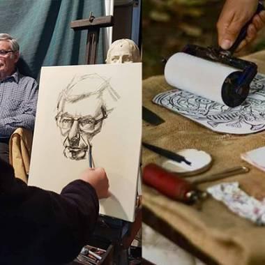 Discover 4 art workshops in Versilia