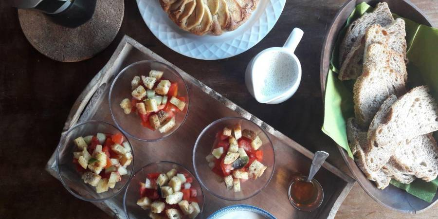 BnB Casa Torretta: the breakfast