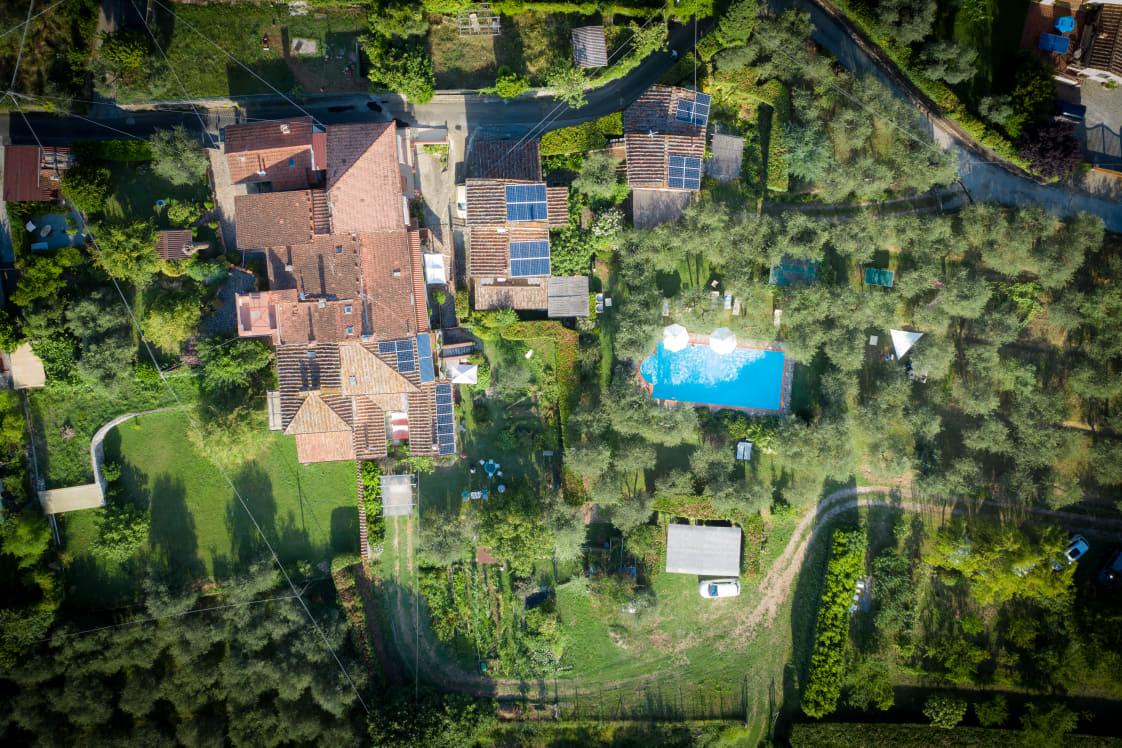 spazi atrezzati yoga retreat - Borgo4case