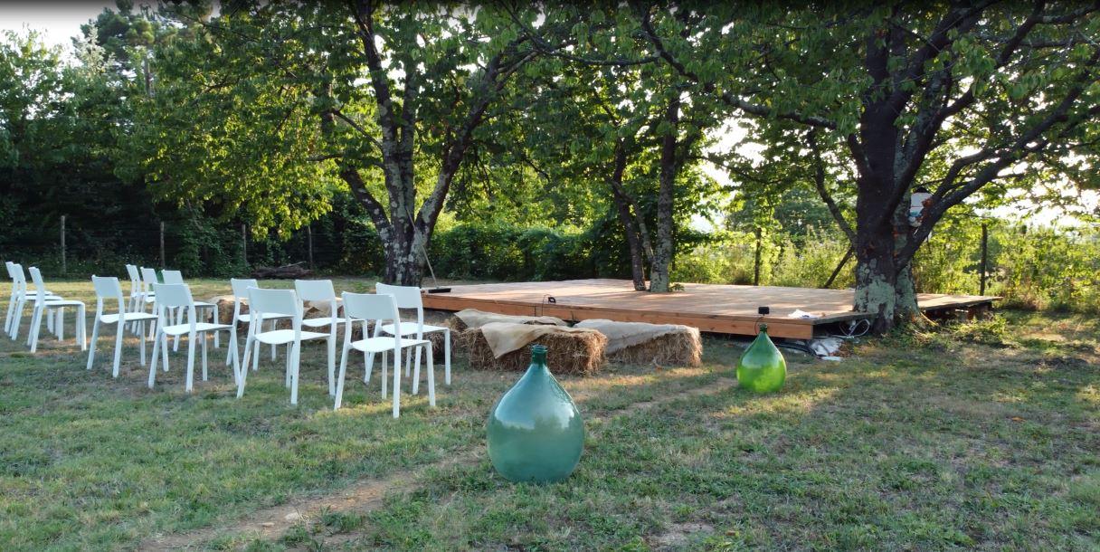 retreat teatro naturale - borgo4case