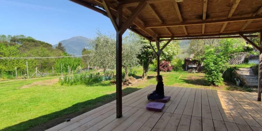 Workshop Qi gong-Taiji, Yoga e Movimento Creativo a Camaiore